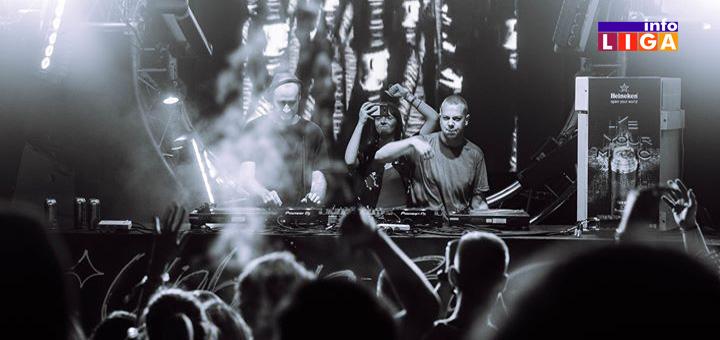 Ivanjički DJ večeras nastupa na EXIT festivalu