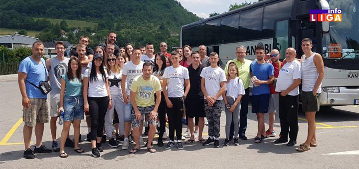 Ivanjički sportisti otputovali na 56. MOSI
