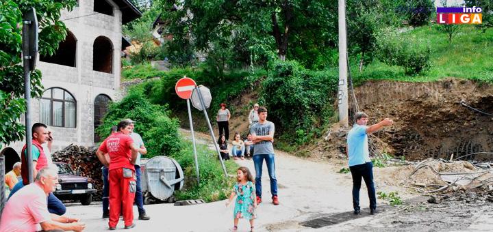 il-blokada-ulice Stanovnici iz ulice Dragice Parezanović zaustavili mašine, blokirali radove