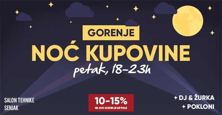 infoliga-PR-unutrasnja Noć kupovine u Spektru - popusti, pokloni, DJ, žurka...