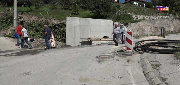 IL-DRAGICA-2 Meštani ulice Dragice Parezanović ruše potporni zid? (VIDEO)