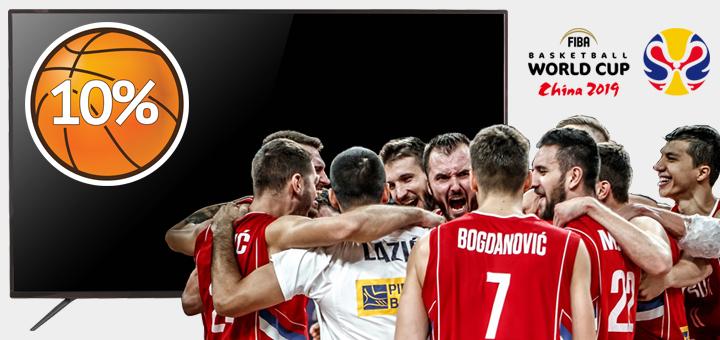 PR-Tekst-Spektar-Mundobasket Akcija u Spektru! Mundobasket na novom TV-u!