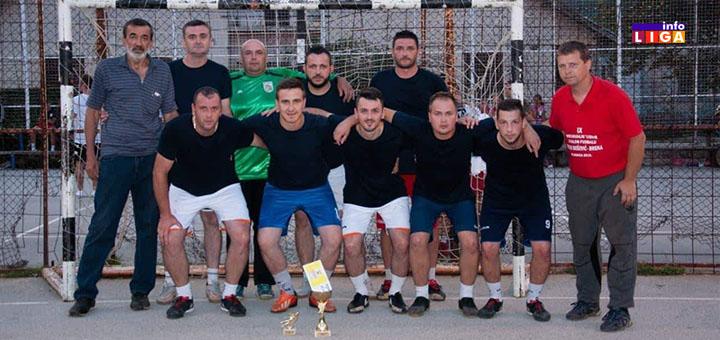 "besevic2 ""Bor promet"" pobednik turnira u malom fudbalu"