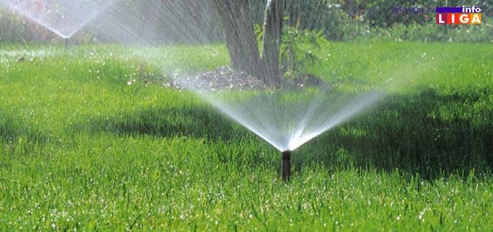 il-zalivanje-nesavesno Ivanjica: Od nas zavisi da li će biti restrikcija u snabdevanju vodom