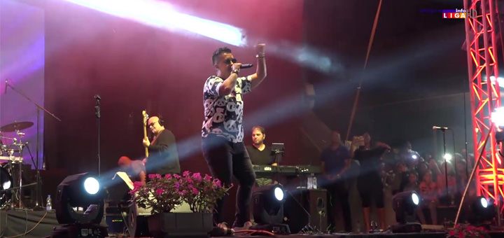 Dva sata čarolije – Marija Šerifović napravila spektakl u Ivanjici (VIDEO)
