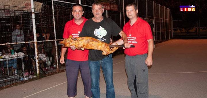 "slika-besevic-1 ""Bor promet"" pobednik turnira u malom fudbalu"