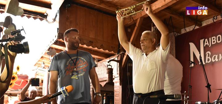stojan-krstic- Novinari na Saboru trubača uradili nešto nesvakidašnje (VIDEO)