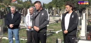il-Partizan-na-grobu-Vladice-Kovacevica-300x142 Partizanovci odali počast legendi crno-belih u Ivanjici