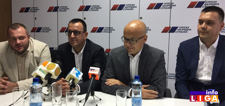 il-sns-1-milos-vucevic-3 Visoki funkcioner SNS-a Miloš Vučević u poseti ivanjičkom odboru (VIDEO)