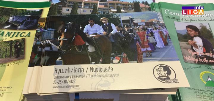 Novosađani oduševljeni ivanjičkom Nušićijadom (VIDEO)