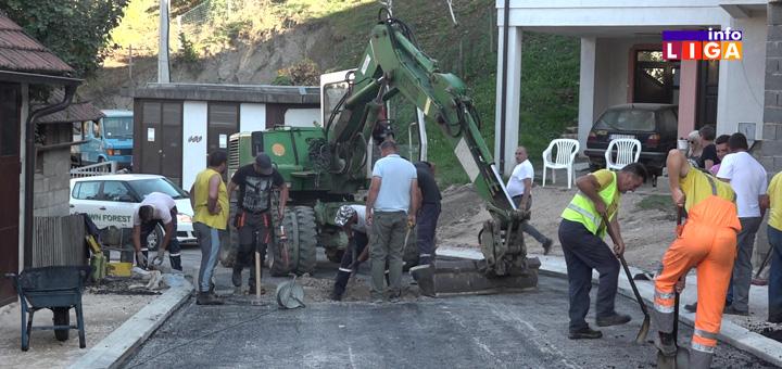 IL-Ulica-Milosa-Djelkapica-naslovna Ivanjica - Asfalt posle 40 godina (VIDEO)