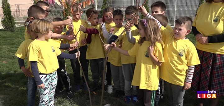 """IL-drvo-generacije Prvaci OŠ """"Kirilo Savić"""" zasadili drvo generacije (VIDEO)"""