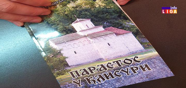 """Pred čitaocima dopunjeno izdanje knjige """"Parastos u Klisuri"""""""