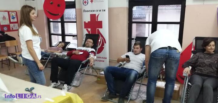 IL-Akcija-davanja-krvi Uspešno sprovedena akcija dobrovoljnog davanja krvi u Ivanjici