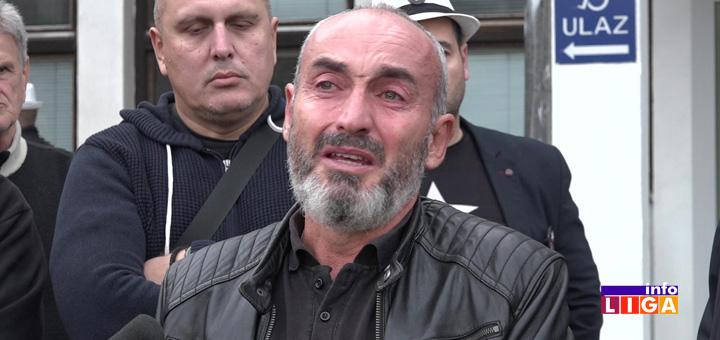 IL-Otac-Milivoje-Milovanović Nastavljeno suđenje u Ivanjici - Milovanović stigao bez radnika , Milivojevići u suzama (VIDEO)