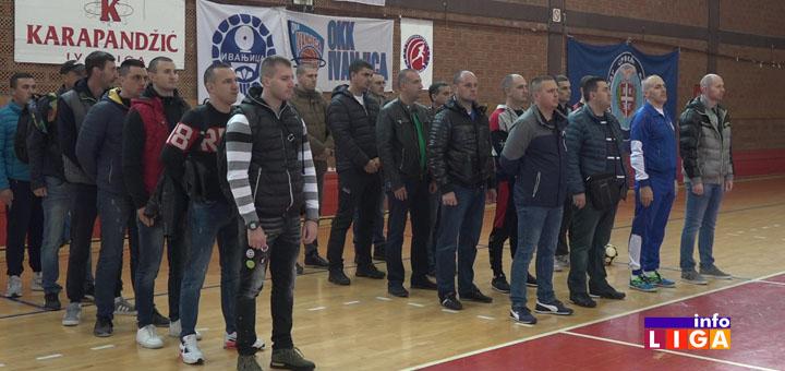 """Drugi memorijalni turnir """"Heroji moravičkog okruga"""" u Ivanjici (VIDEO)"""