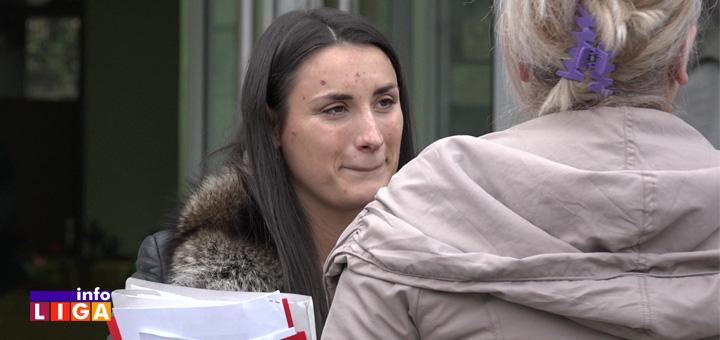 IL-Sestra-Milivojević Nastavljeno suđenje u Ivanjici - Milovanović stigao bez radnika , Milivojevići u suzama (VIDEO)