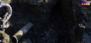 il-pukla-cev-spik-300x142 Naselje kod Špika do sutra bez vode - Obezbeđene cisterne