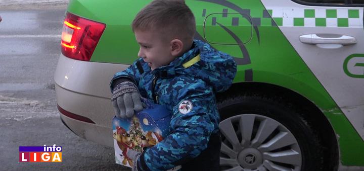 IL-premier-taxi-paketici Da se sreća za praznike uveća pobrinuo se PREMIER TAXI  (VIDEO)