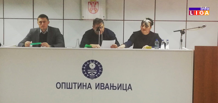 Il-Skupština-Opštine- Usvojen budžet opštine Ivanjica za 2020.godinu