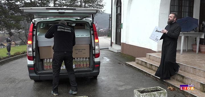 """Il-samarjani """"Dobri Samarjanin"""" na putu za jug- Pomoć višedetnim porodicama (VIDEO)"""