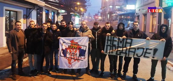 IL-Grobari-moleban Ivanjica :  Moleban i litija u znak podrške SPC u Crnoj Gori (VIDEO)