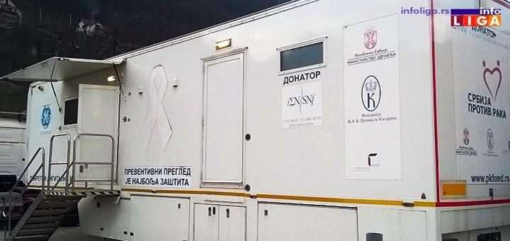 IL-Mamograf-1 Besplatni mamografski pregledi tokom januara u Čajetini