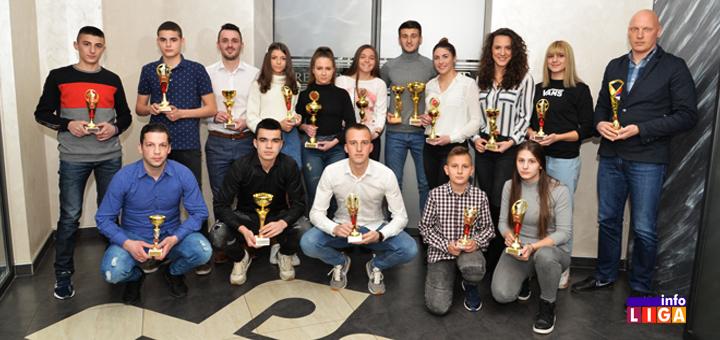 Najbolji sportisti Ivanjice u 2019. godini (VIDEO)