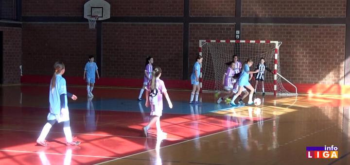 Mlade fudbalerke ponos Ivanjice (VIDEO)