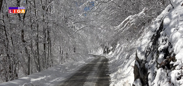 IL-sneg-bratljevo-put- U Ivanjici sneg prestao da pada - Situacija se polako stabilizuje (VIDEO)