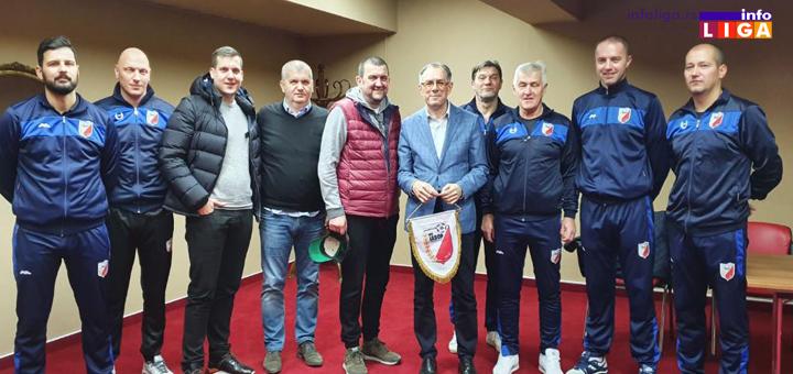 Generalni konzul Republike Srbije u poseti delegaciji Javora