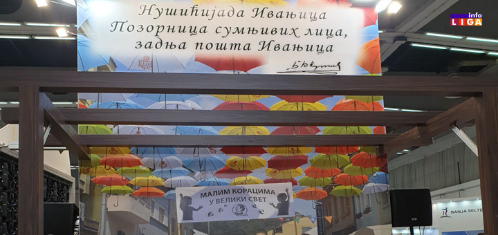 il-sajam-turizma Ivanjica na Sajmu turizma