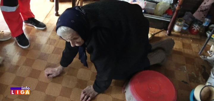 Teško vam pada karantin!? Tužna priča bake Stanimirke podsetiće vas da je zdravlje najvažnije (VIDEO)