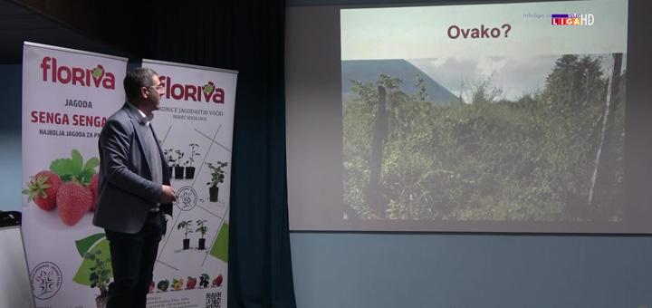 IL-FLORIVA-PREZENTACIJA- Preduzeće Floriva o aktuelnostima u proizvodnji maline (VIDEO)