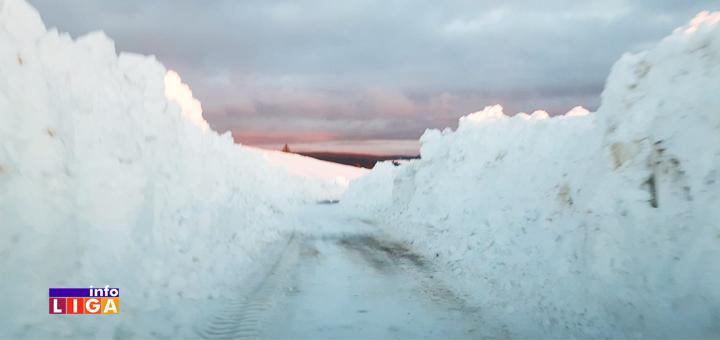 IL-Golija-11.mart-III Na Goliji sneg i dalje preko pola metra (FOTO/VIDEO)