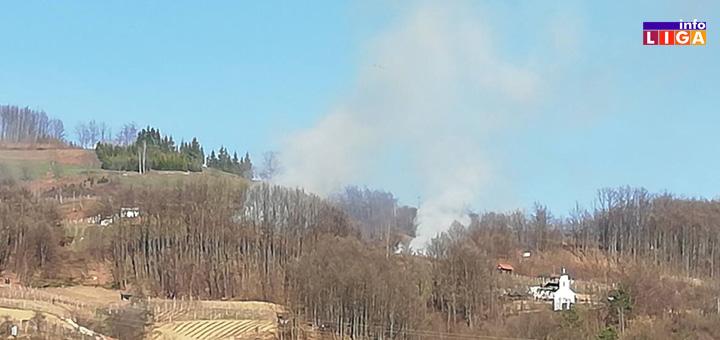 IL-POZAR1 Dva požara u jednom danu- Visoke kazne za nesavesne građane