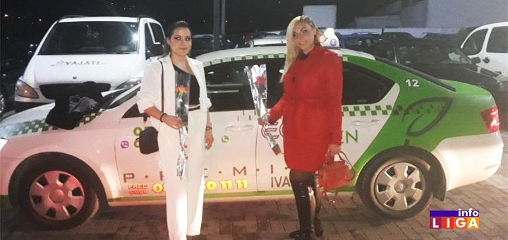 IL-Premier-taxi-8-mart-II PREMIER taxi prijatno iznenadio Ivanjičanke za Dan žena