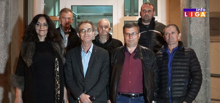 IL-Radikali-Ivanjica- Radikali treći predali listu (VIDEO)
