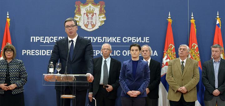 IL-Vanredno-Vlada-RS Vanredno stanje zbog korona virusa u Srbiji
