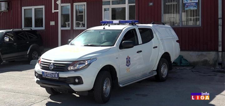 IL-Vatgrasno-vozilo- Novo vozilo za vatrogasnu jedinicu u Ivanjici (VIDEO)