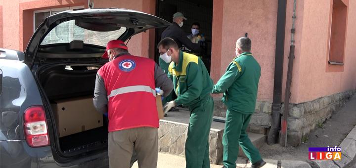 IL-Zitopromet-donacija-1- BRAVO! Ivanjički Žitopromet donira hleb i peciva (VIDEO)
