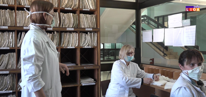 IL-korona-maske- Pacijent iz Ivanjice u boljem zdrastvenom stanju-za sada nema novih slučajeva zaraze
