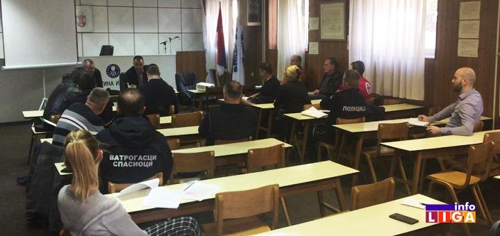 IL-stab-grupno Novi zaključci Štaba za vanredne situacije opštine Ivanjica