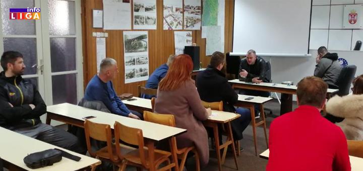 IL-stab-za-vanredne-situacije Zasedao Štab za vanredne situacije opštine Ivanjica, odluke će biti saopštene u 15 časova