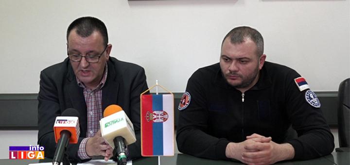 Il-KZN-cororna-Lazovic-Mitrovic- Korona : Lokalna samouprava o trenutnoj situaciji u Ivanjici (VIDEO)