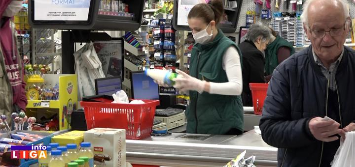 Il-Penzioneri-ivanjica-karantin-korona Isti termin za penzionere, produženo radno vreme prodavnica