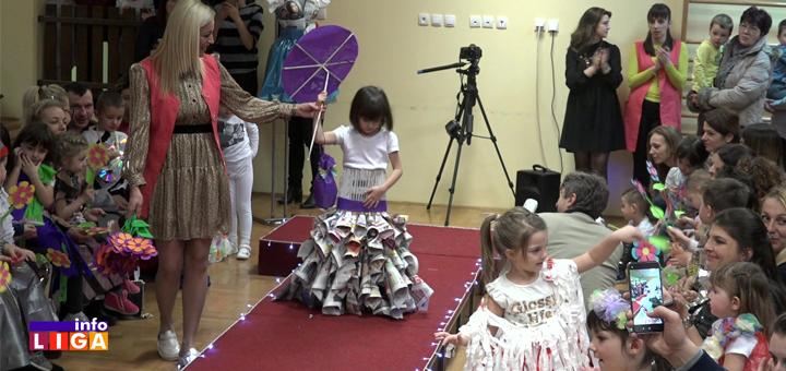 """Il-Vrtić-8.mart-radionica-2 Deca ivanjičkog vrtića """"Pahuljica"""" oduševila kreativnošću (VIDEO)"""