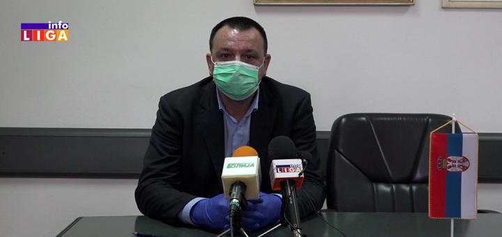 Il-prvi-slucaj-korone Prvi slučaj korona virusa u Ivanjici -  Građanima se obratio predsednik opštine (VIDEO)