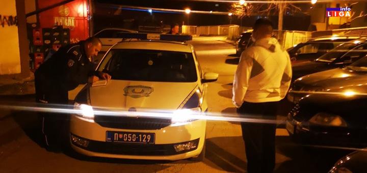 il-policija Neodgovorni tokom policijskog časa oštetili automobile , intervenisala policija
