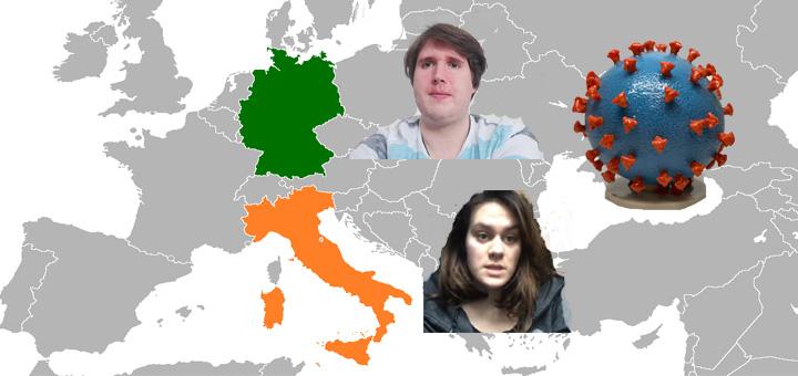 Naši studenti u Nemačkoj i Italiji govore za InfoLIGU (VIDEO)